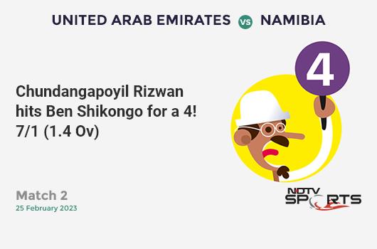 IND vs SL: 3rd T20I: Kusal Perera hits Shardul Thakur for a 4! Sri Lanka 21/3 (4.3 Ov). Target: 202; RRR: 11.68