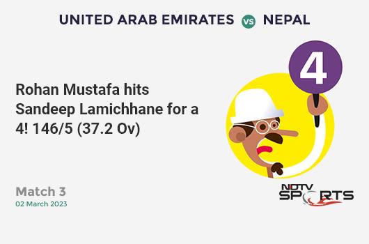 IND vs AUS: 3rd ODI: Rohit Sharma hits Pat Cummins for a 4! India 56/0 (8.3 Ov). Target: 287; RRR: 5.57