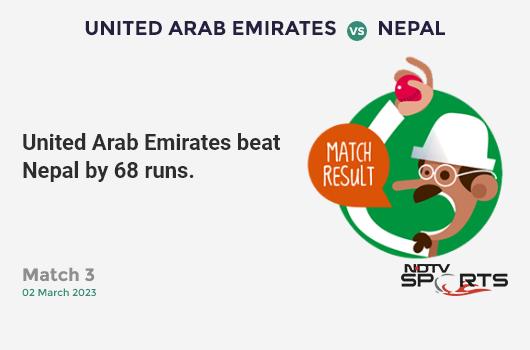 IND vs AUS: 3rd ODI: Manish Pandey hits Josh Hazlewood for a 4! India 289/3 (47.3 Ov). Target: 287; RRR: