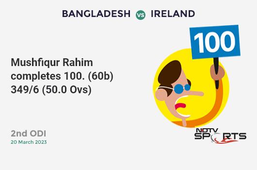 NZ vs IND: 3rd ODI: WICKET! Prithvi Shaw run out (Colin de Grandhomme) 40 (42b, 3x4, 2x6). India 62/3 (12.1 Ov). CRR: 5.09