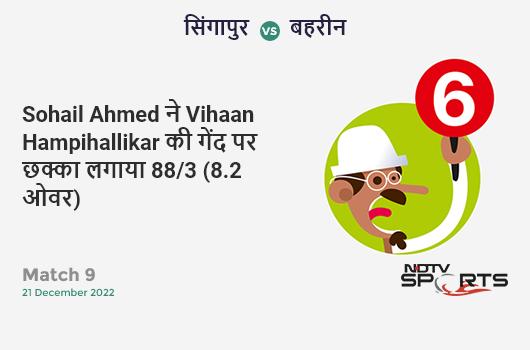 IND vs WI: 3rd T20I: It's a SIX! Rohit Sharma hits Khary Pierre. India 92/0 (7.4 Ov). CRR: 12