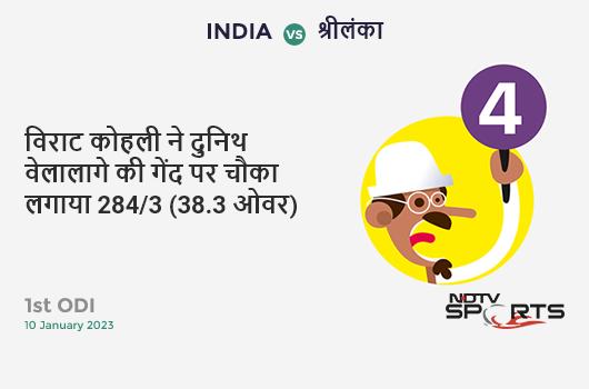 IND vs WI: 3rd ODI: KL Rahul hits Keemo Paul for a 4! India 63/0 (10.1 Ov). Target: 316; RRR: 6.35