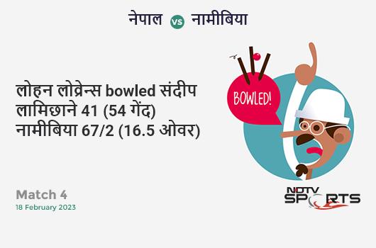 IND vs SL: 2nd T20I: Avishka Fernando hits Jasprit Bumrah for a 4! Sri Lanka 6/0 (0.1 Ov). CRR: 36