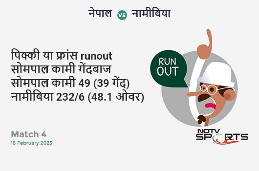 IND vs SL: 2nd T20I: KL Rahul hits Dhananjaya de Silva for a 4! India 33/0 (3.2 Ov). Target: 143; RRR: 6.6