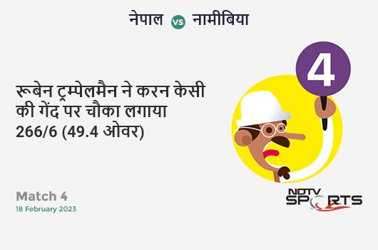 IND vs SL: 2nd T20I: WICKET! KL Rahul b Wanindu Hasaranga 45 (32b, 6x4, 0x6). India 71/1 (9.1 Ov). Target: 143; RRR: 6.65