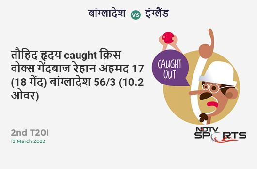 NZ vs IND: 5th T20I: Tim Southee hits Navdeep Saini for a 4! New Zealand 140/8 (18.0 Ov). Target: 164; RRR: 12